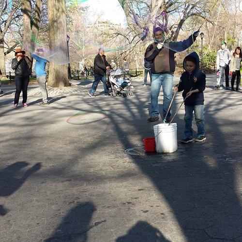 Diario de NY - Pascoa no Central Park