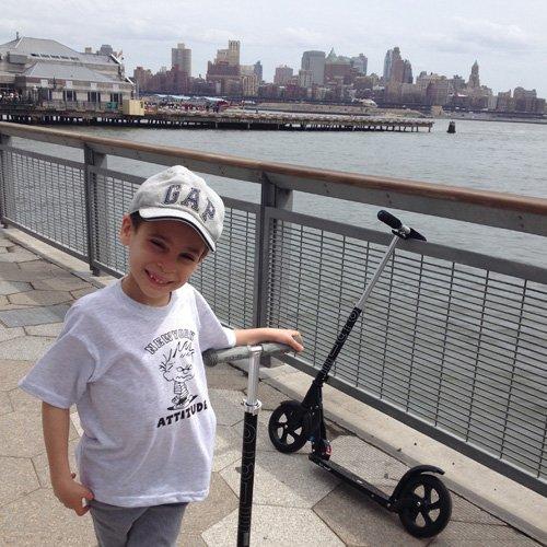 Diario de NY - Baterry Park City