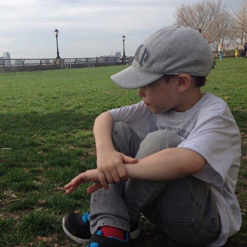 Diario de NY  - Piquenique no Central Park