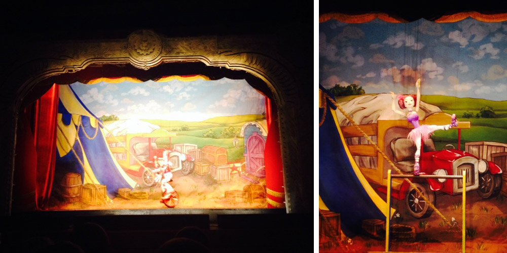 Swedish Cottage Marionette Theatre