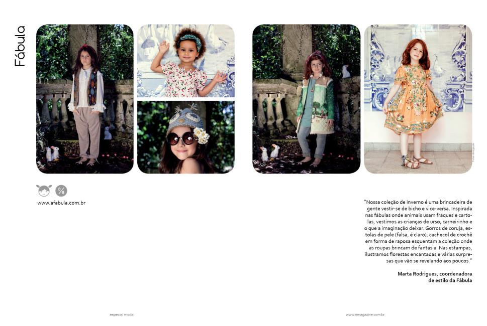 Revista n.magazine Outono/Inverno 2012 :: Caderno de moda #2