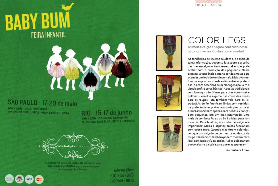 Revista n.magazine Outono/Inverno 2012 :: Dica de Moda