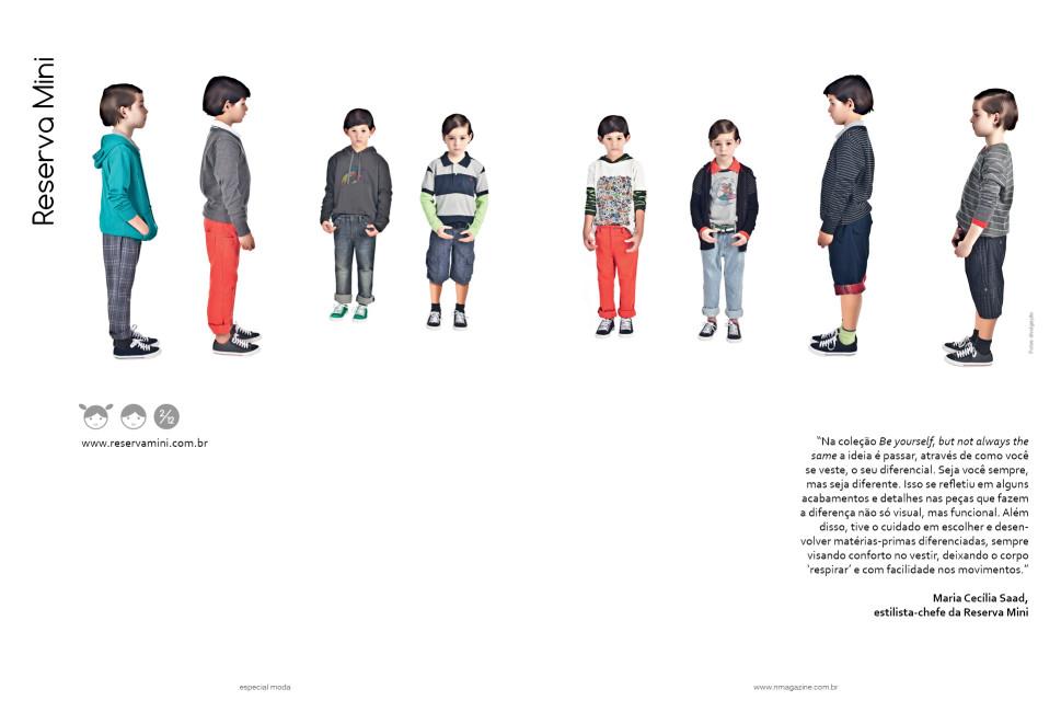 Revista n.magazine Outono/Inverno 2012 :: Caderno de moda #5