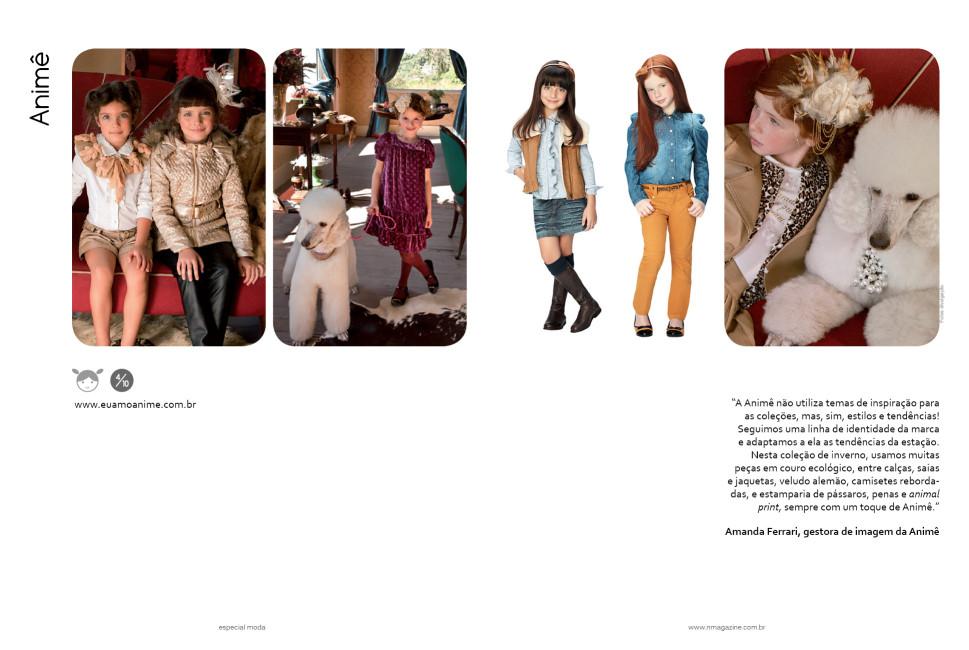 Revista n.magazine Outono/Inverno 2012 :: Caderno de Moda