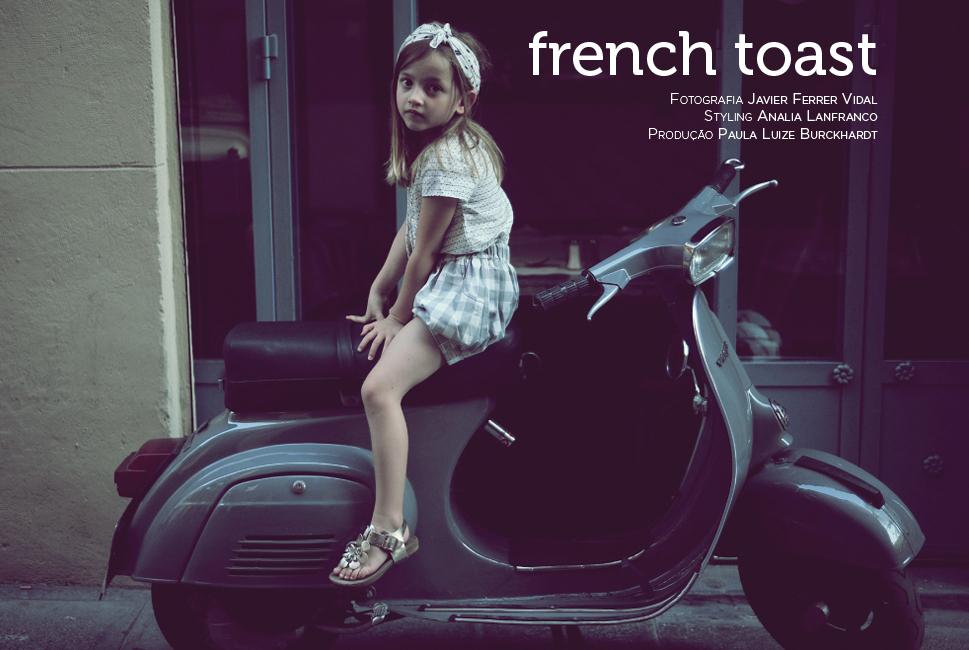 Ensaio :: French Toast