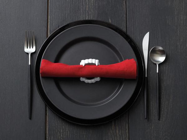 Decoração de festa/mesa para Halloween