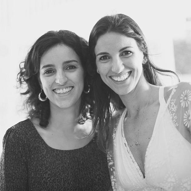Letícia e Paula Brandão