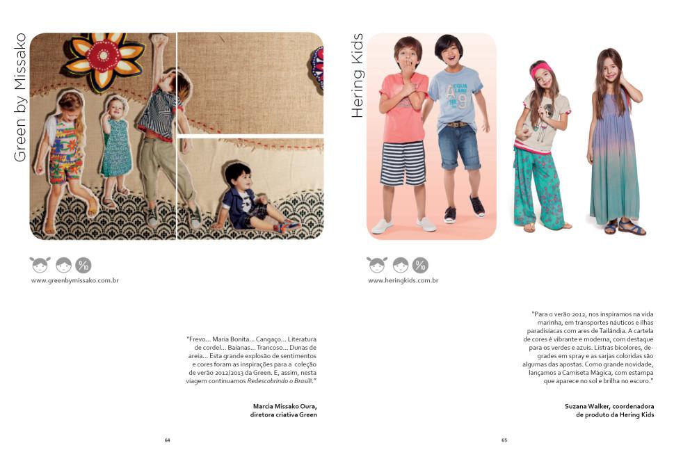 Revista n.magazine Primavera/Verão 2012.13 :: Caderno de Moda