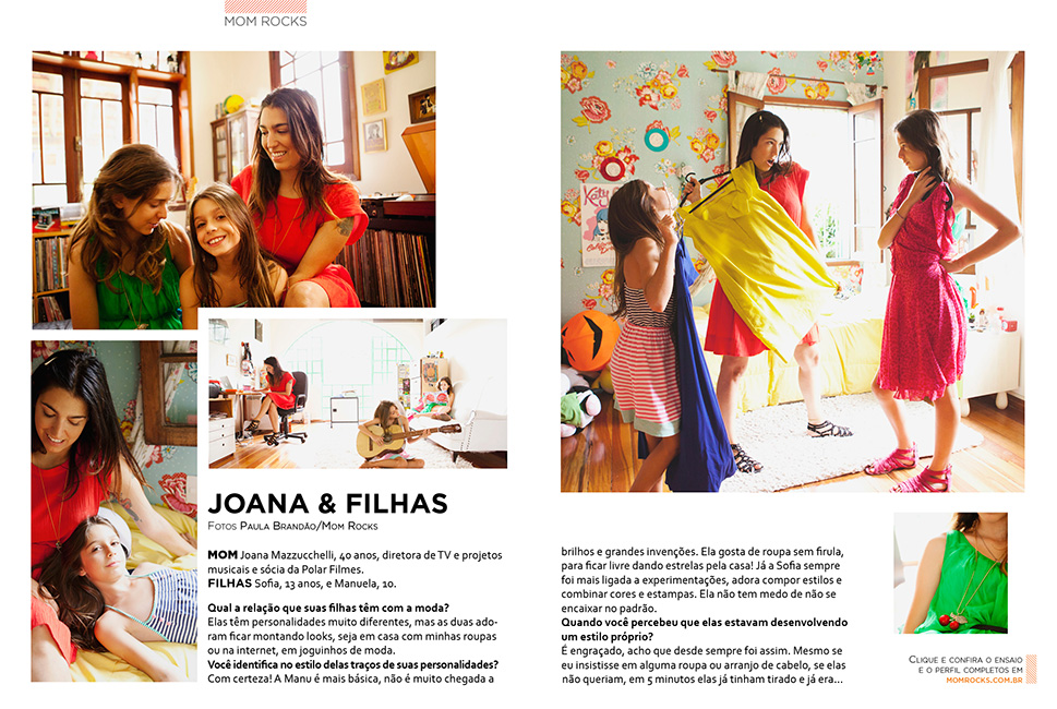 Revista n.magazine Primavera/Verão 2013.14 :: Mom Rocks