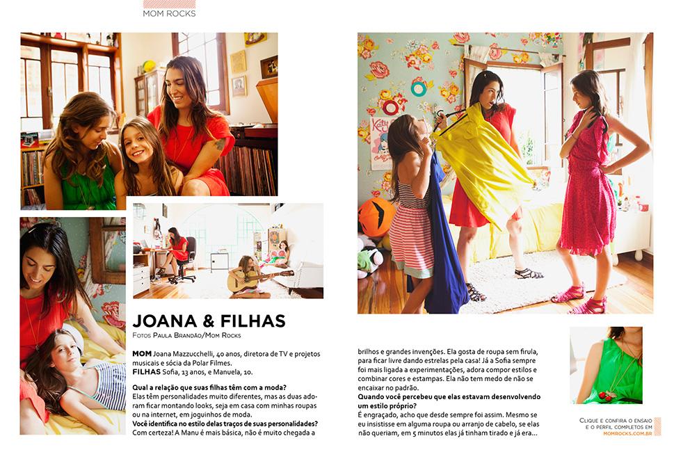 Revista n.magazine Primavera/Verão 2013.14 :: Mom Rocks