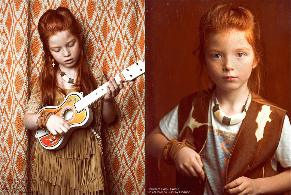 Ensaio :: Folk Girl