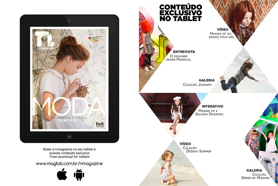 Revista n.magazine Primavera/Verão 2013.14 :: Sumário