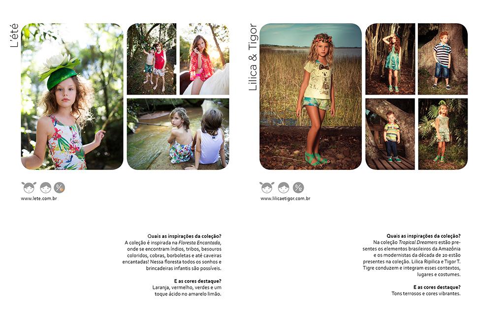 Revista n.magazine Primavera/Verão 2013.14 :: Caderno de Moda