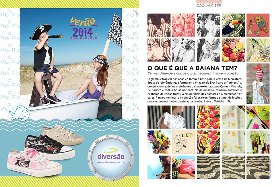 Revista n.magazine Primavera/Verão 2013.14 :: Coolhunter