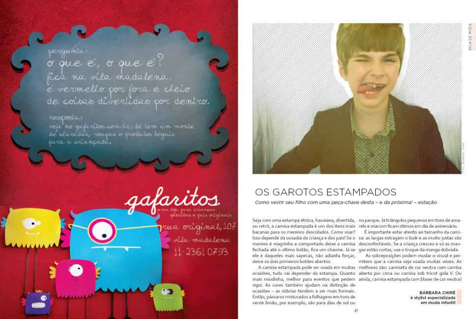 Revista n.magazine Primavera/Verão 2012.13 :: Dica de Moda
