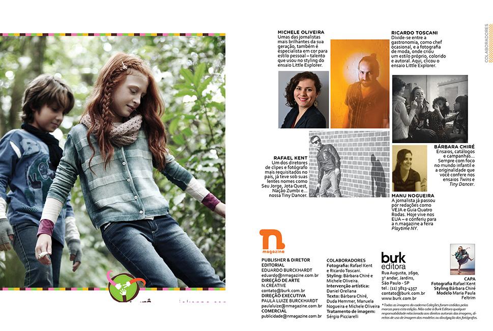 Revista n.magazine Outono/Inverno 2013 :: Colaboradores