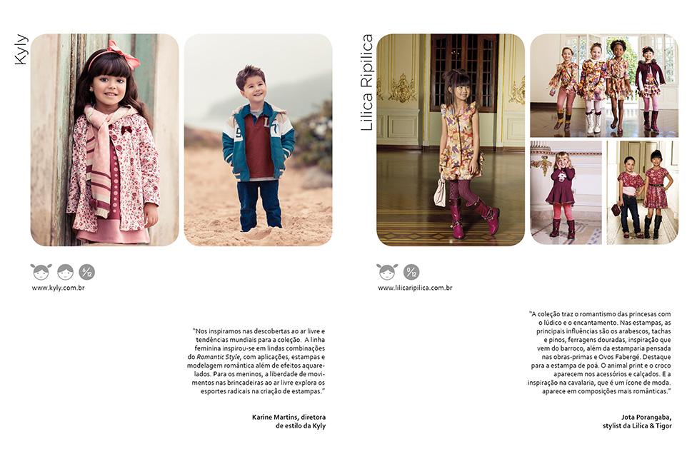 Edição Moda Outono Inverno 2013 – Caderno de Moda