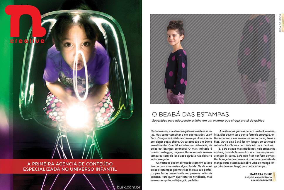 Revista n.magazine Outono/Inverno 2013 :: Dica de moda