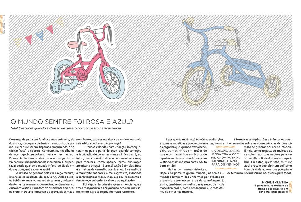 Revista n.magazine Outono/Inverno 2013 :: Salada Mista