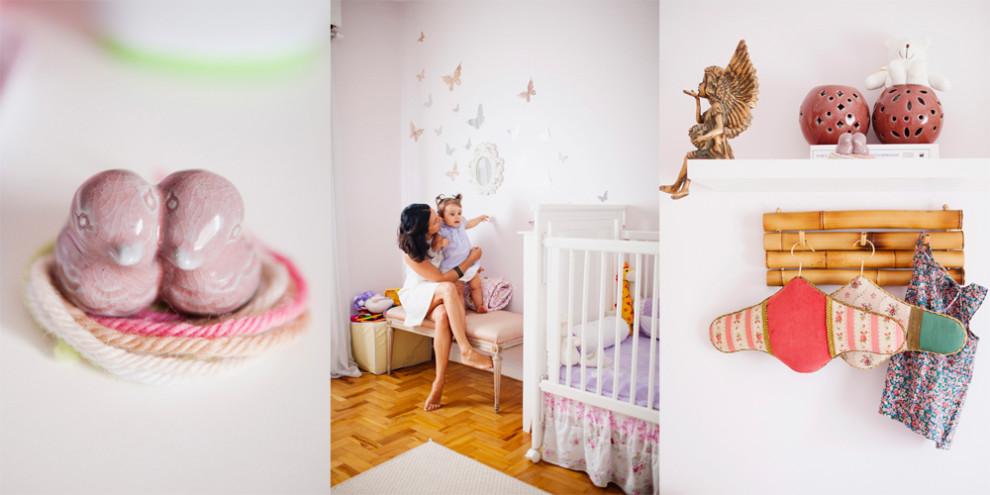 quarto de menina+nmagazine