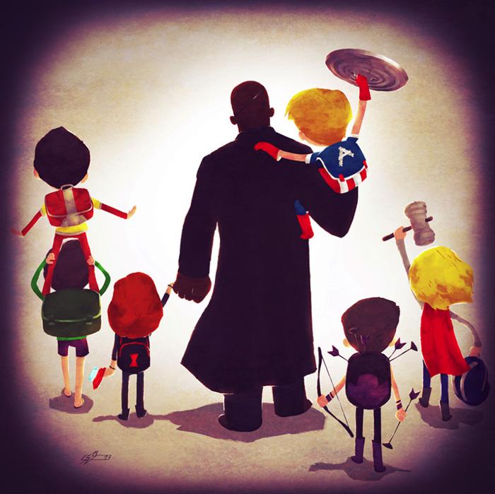super+families+avengers