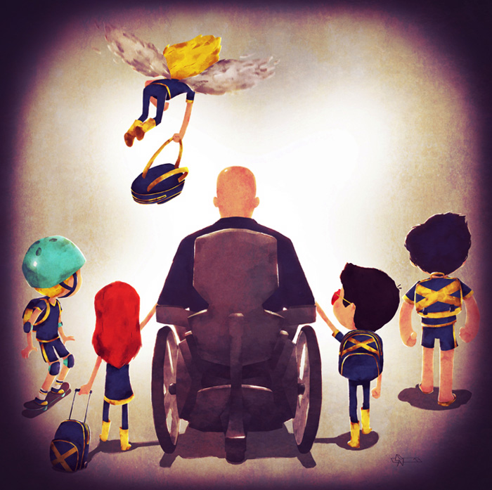 super+families+marvel
