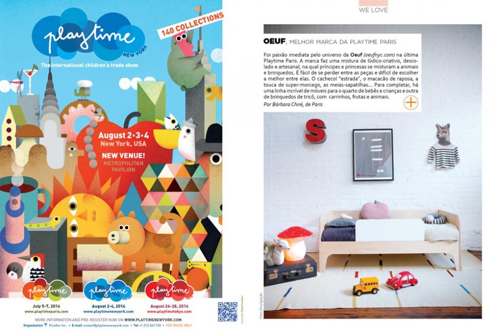 Revista n.magazine Outono.Inverno 2014 :: We love