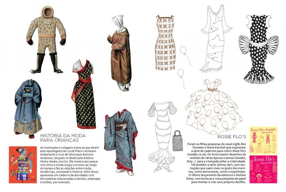 Revista n.magazine Outono.Inverno 2014 :: Livros de moda
