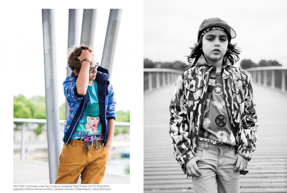 Revista n.magazine Outono.Inverno 2014 :: Paris des Garçons