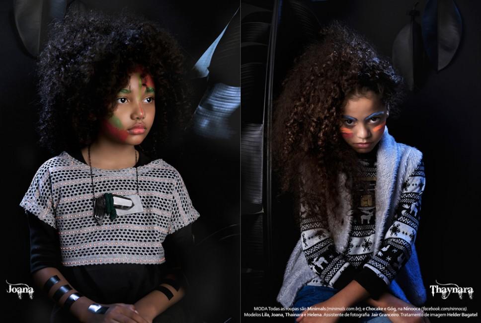 Revista n.magazine Outono.Inverno 2014 :: Princesas Guerreiras