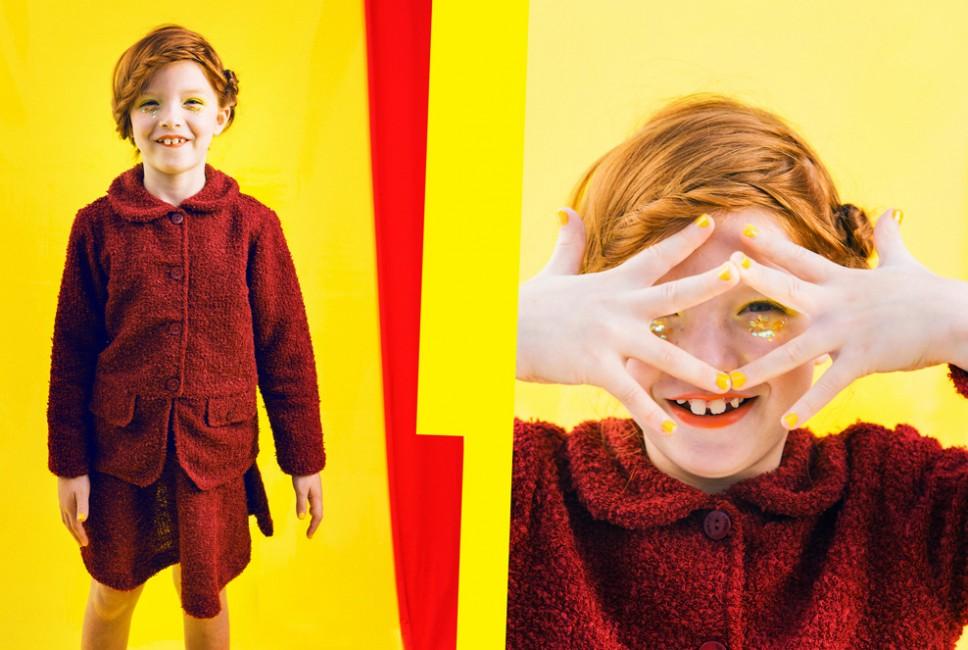 Revista n.magazine Outono.Inverno 2014 :: A Sunny Day in Glasgow