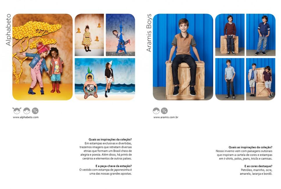 Revista n.magazine Outono.Inverno 2014 :: Caderno de Moda