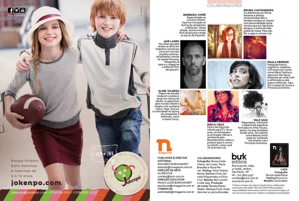 Revista n.magazine Outono.Inverno 2014 :: Colaboradores