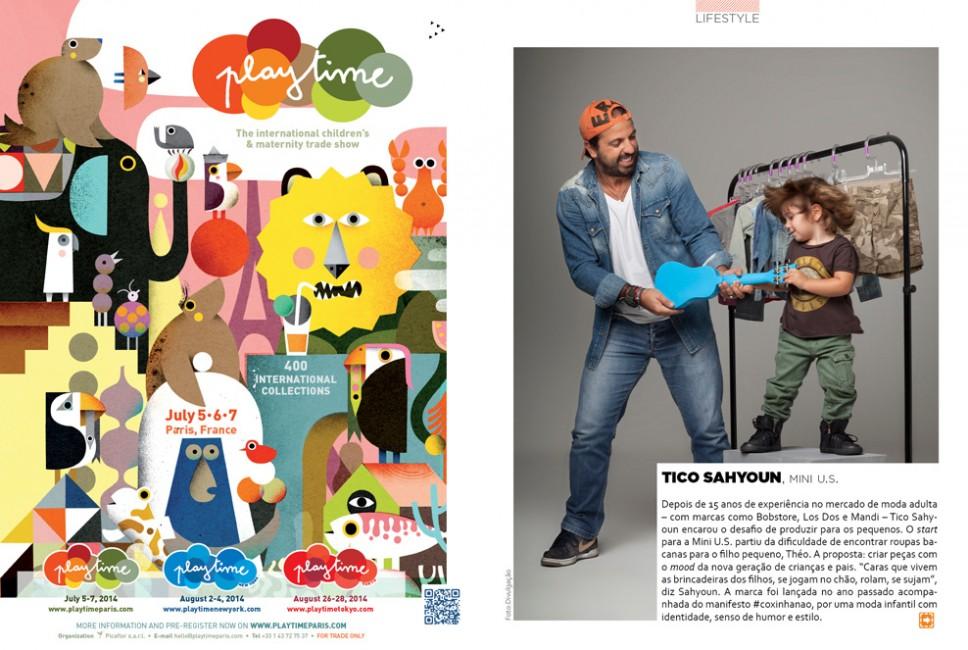 Revista n.magazine Outono.Inverno 2014 :: Lifestyle