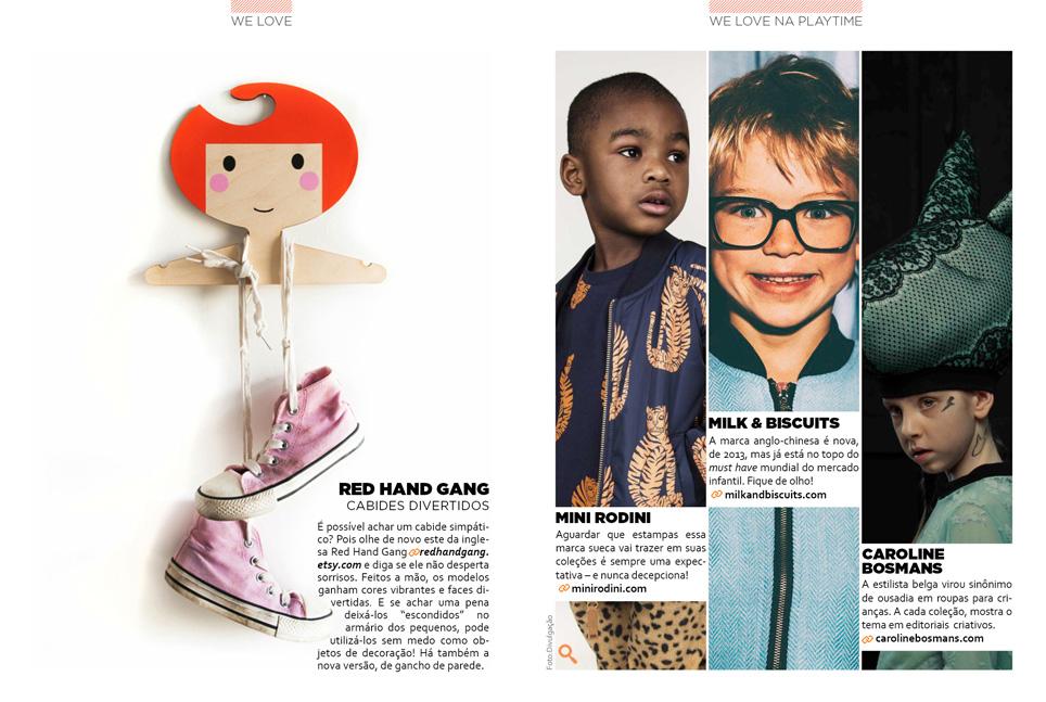 Revista n.magazine Primavera/Verão 2014.15 :: Playtime