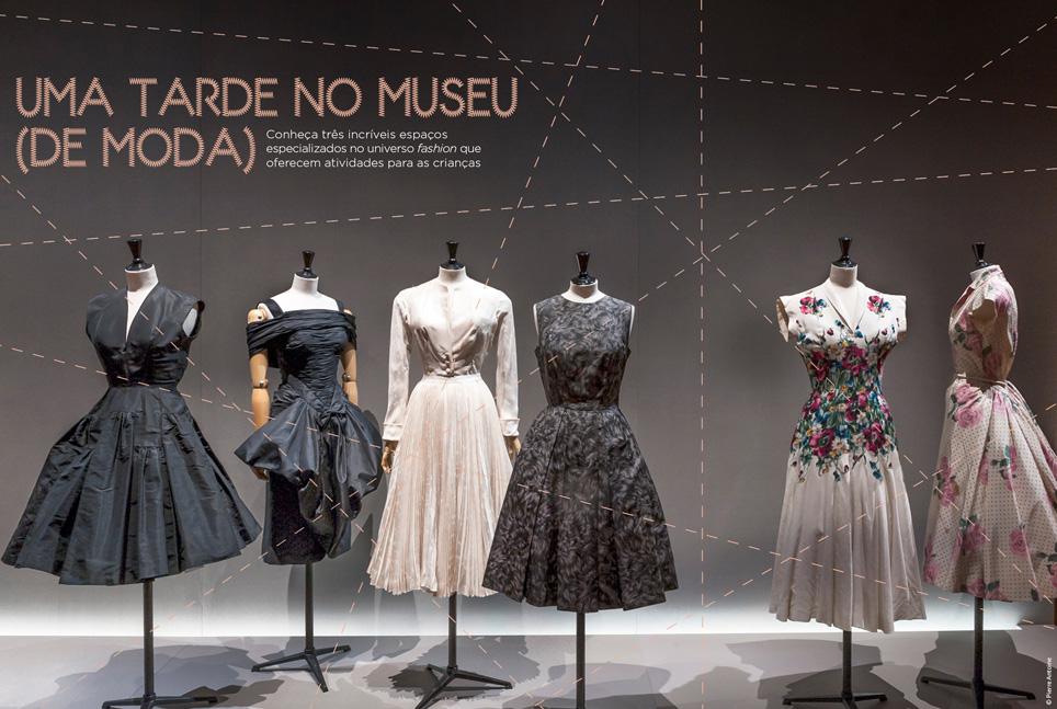 Revista n.magazine Primavera/Verão 2014.15 :: Museus de moda