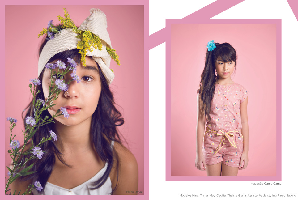Revista n.magazine Primavera/Verão 2014.15 :: Flower Power Lollipop