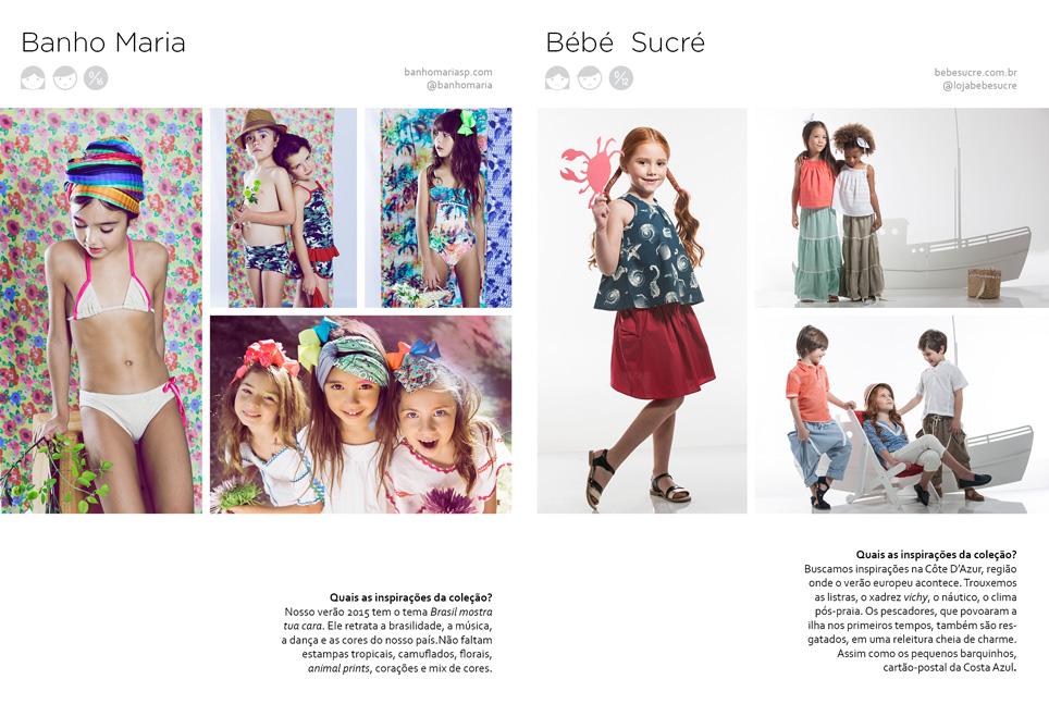 Revista n.magazine Primavera/Verão 2014.15 :: Caderno de Moda 1