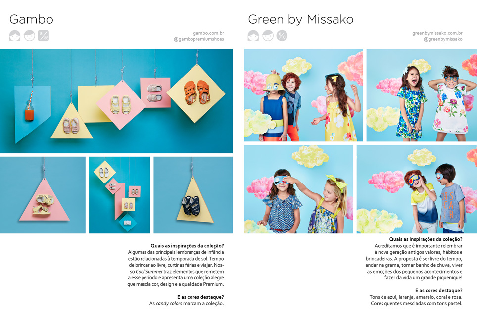 Revista n.magazine Primavera/Verão 2014.15 :: Caderno de moda 2