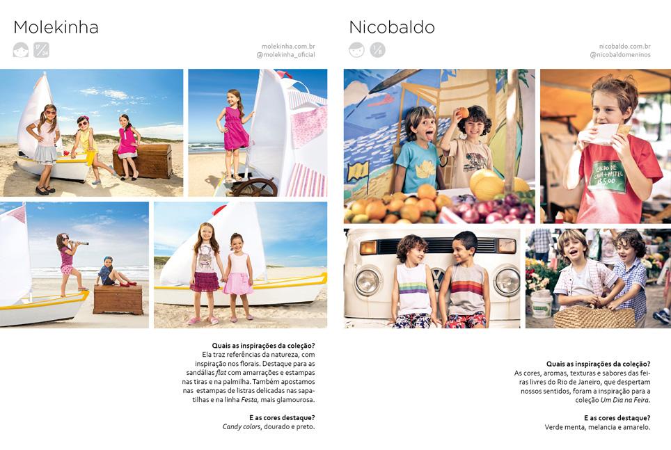 Revista n.magazine Primavera/Verão 2014.15 :: Caderno de Moda 3