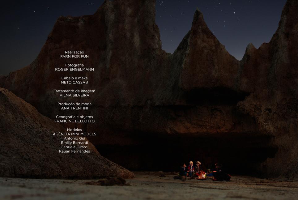 Ensaio :: Uma Pequena Aventura nas Montanhas do Leão