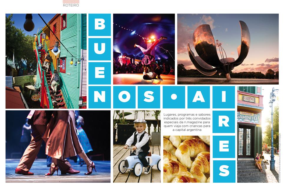 n.magazine pocket :: Buenos Aires com crianças