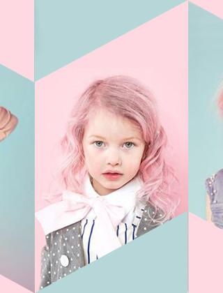 Pink-Hair-Kids