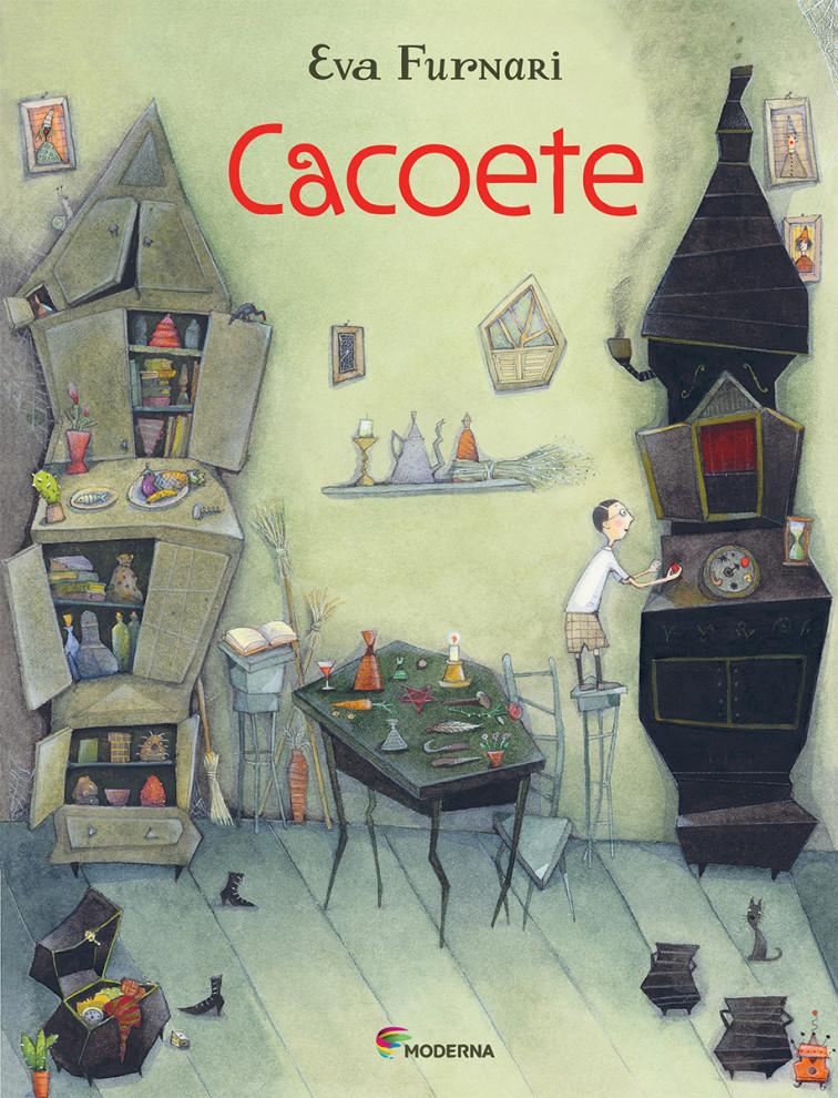 Cacoete-livro